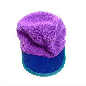 Vtg Patagonia insulated Duckbill M Fleece Hat Ear